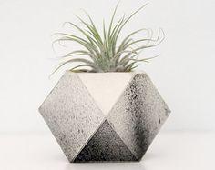 Concrete Vase 03