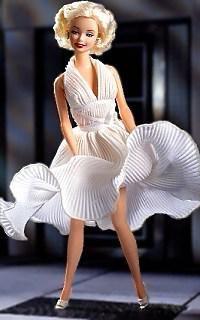 Marilyn Barbie Monroe