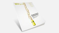 W&V Editorialdesign 2015 II #layout #editorial #design #wuv #cover #title