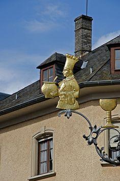 *Enseigne, ECHTERNACH (Luxembourg)