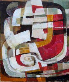 """Saatchi Art Artist Sally Schaedler; Painting, """"The Dilemma"""" #art"""