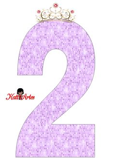 <<DIRECTLY FROM SITE>> Eugenia Katia Artes: Crown Princess Alphabet and Numbers