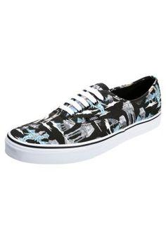 Vans - AUTHENTIC - Sneaker - black 520ce16ddb9