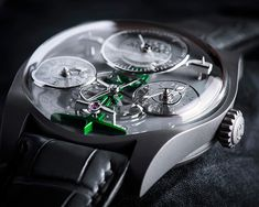 Emmanuel Bouchet Complication One Ahmed Seddiqi and Sons Boutique Edition Watch