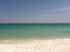 Pensacola Beach. I love it here.