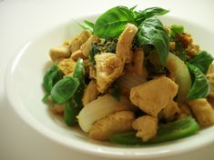 Cambodian Lemongrass Chicken