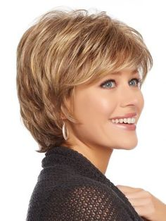 wig hairstyles on sale at reasonable prices, buy Short Side Bangs Peruca Wigs for women Kinky Curly Black Women Peluca Long Haircuts layers Pixie Cut Synthetic Hair wigs from mobile site on Aliexpress Now! Layered Bob Hairstyles, Short Hairstyles For Women, Hairstyles With Bangs, Short Haircuts, Haircut Short, Hairstyle Short, Hairstyles Haircuts, Pretty Hairstyles, Short Hairstyles Over 50