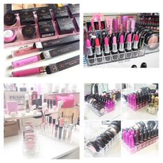 Visit our website www.byAlegory.com today to see all of our beauty organizers!!