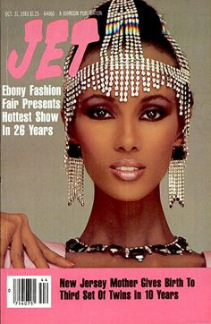 Jet Magazine, Black Magazine, Vintage Black Glamour, Vintage Beauty, Vintage Makeup, Vintage Style, Ebony Magazine Cover, Magazine Covers, Essence Magazine