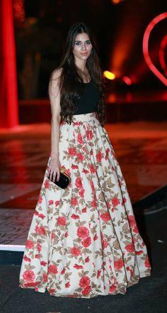 Jania Bhaati. THIS WEEKS BEST DRESSED: 12th April