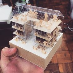 "4,655 Likes, 13 Comments - @next_top_architects on Instagram: ""@next_top_architects_store * Making ridiculously #smallmodels The University of #Tokyo / UTokyo :…"""