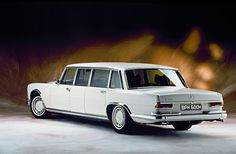 mercedes 600 Grosser (Dictatormobile)