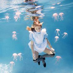 Alice in Wonderland by Elena Kalis