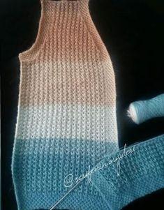 Baby Knitting Patterns, Knitting Stiches, Circular Knitting Needles, Easy Knitting, Knitting Room, Knitting Socks, Knitted Hats, Crochet Blouse, Knit Crochet