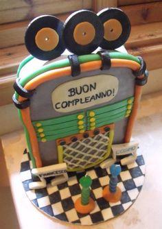 jukebox cake :)