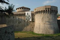 La Fortezza Firmafede di Sarzana, La Spezia, Liguria - © Dario Grimoldi