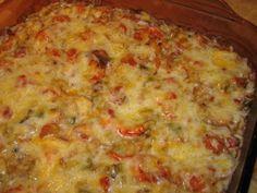 Crawfish Casserole - International Food Recipes