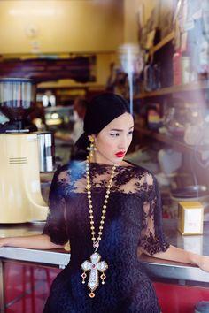 Dolce and Gabbana via Gary Pepper blog