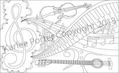Shimmering Symphony Pattern PDF – Karlee Porter