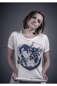 Elisabeth Moss by Andy Gotts #SaveTheArctic