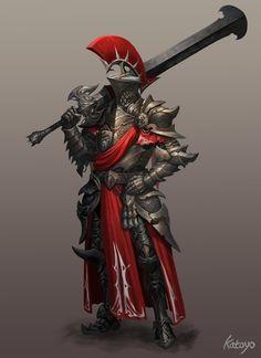 Warrior by katoyo