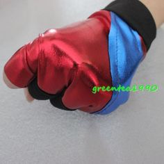 1pc-Movie-Suicide-Squad-Harley-Quinn-Joker-Costume-Party-Cosplay-Glove-Batman-DC
