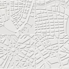 Elitis Chance Maps Wallpaper   Houseology