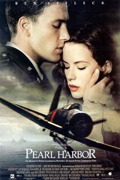 Ben Affleck and Kate Beckinsale in Pearl Harbor Pearl Harbor Filme, Film Pearl Harbor, Pearl Harbor Quotes, Pearl Harbor Attack, Film Movie, See Movie, Comedy Movies, Old Movies, Great Movies