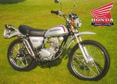 sl125.   I had this one in red and rode the wheels off of it.  Fun ride!