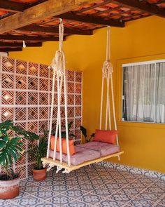 House Plants Decor, Plant Decor, Home Room Design, Home Interior Design, Diy Home Crafts, Diy Home Decor, Garden Furniture, Diy Furniture, Furniture Storage