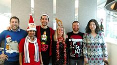 Make the world better with a sweater and support @savechildrenuk on this #ChristmasJumperDay #FF