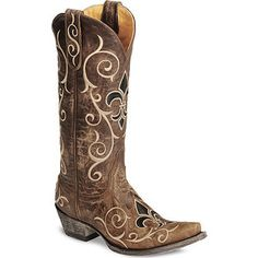 Best cowgirl boots ever-I need them!!!