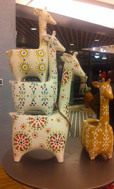 Stacking Giraffe