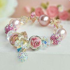 Crystal bracelet  ༻ღ