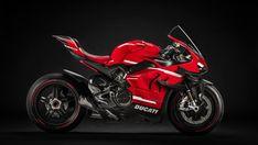 The Ducati Superleggera V4 is a 230-hp carbon fiber rocket | Autoblog Ducati Motorcycles, Yamaha Bikes, Custom Motorcycles, Carbon Fiber Helmets, Motorcycle News, Motorcycle Cake, Duke Bike, New Ducati, Bike Reviews