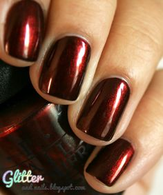 OPI Germany collection - the German iCure.   #nailpolish
