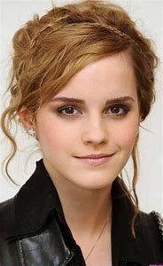 Image result for Emma Watson Cute Buns