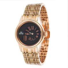 Watch In Rose Gold