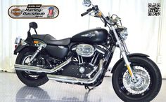 2013 HARLEY DAVIDSON XL1200CB in BLACK DENIM At Auckland Motorcycles & Power Sports,  New Zealand www.amps.co.nz