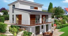OPTA Hanghaus  In the basement there are the children's rooms with bath on the ground floor you will find living and dining area and on the 1st floor you will find the