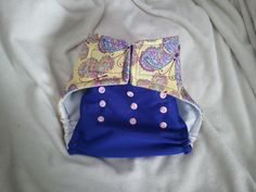 Cloth diapers that I make