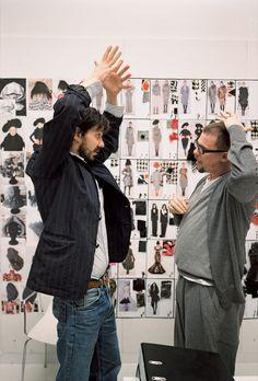Q. & A.   Nick Waplington on the Last Days of Alexander McQueen - NYTimes.com