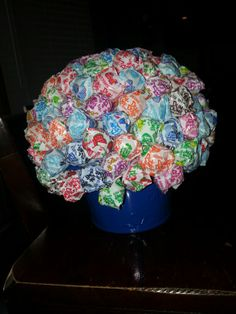 Pop bouquet