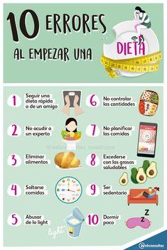 10 consejos para perder peso con exito y mantenerlos