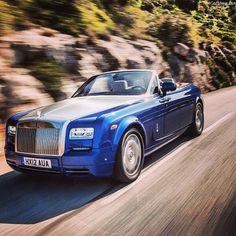 Rolling in a Rolls Royce #lifeisgood