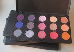 my new favorite, the m.a.c. palette!