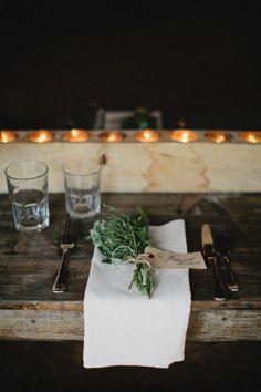 #napkin Photography by kristynhogan.com  Read more - http://www.stylemepretty.com/2013/09/06/french-farm-inspired-photo-shoot-from-kristyn-hogan-cedarwood-weddings/