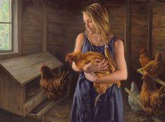 """""""Gentle Hands"""" by Robert Duncan"""
