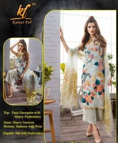 WHOLESALER OF PAKISTANI SUITS   MANUFACTURING PRICE Latest Pakistani Suits, Pakistani Outfits, Salwar Suit With Price, Asifa And Nabeel, Online Shopping Sale, Designer Salwar Suits, Thread Work, Mode Style, Pure Products