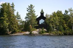 Wedding Chapel Island The Point Upper Saranac Lake Adirondacks | Flickr - Photo Sharing!